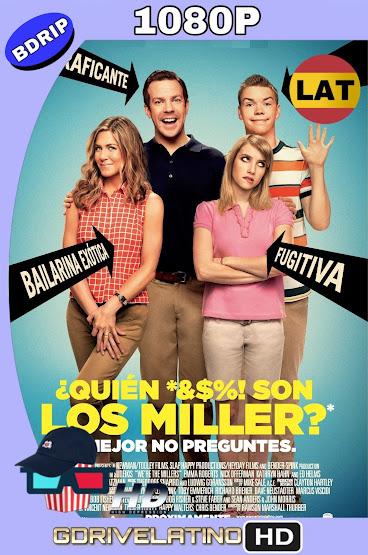 ¿Quién *&$%! son los Miller? (2013) BDRip 1080p Latino-Ingles MKV