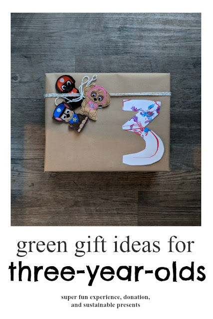 Zero-Waste and Eco-Friendly Gift Ideas for a Three-Year-Old