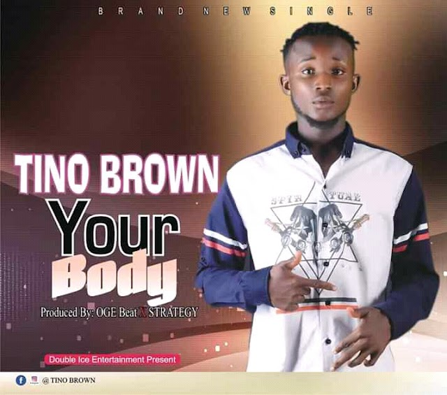 MUSIC: Tino Brown - Your Body (Mix. Strategybeat)