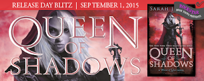 BOOK RELEASE: Queen of Shadows by Sarah J. Maas