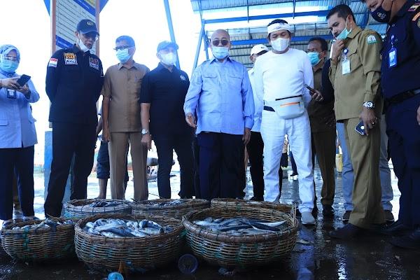Kunjungi PPS Lampulo Aceh, KKP Bersama Komisi IV DPR RI Jawab Persoalan Nelayan