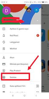 Cara Menonaktifkan Update Aplikasi dan Game Otomatis dari Playstore
