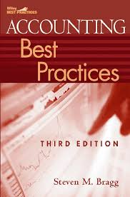 كتاب افضل ممارسات المحاسبة Accounting Best Practices