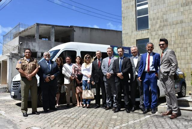 MPE/AL  lança projeto de combate à poluição sonora e pertubação do sossego alheio