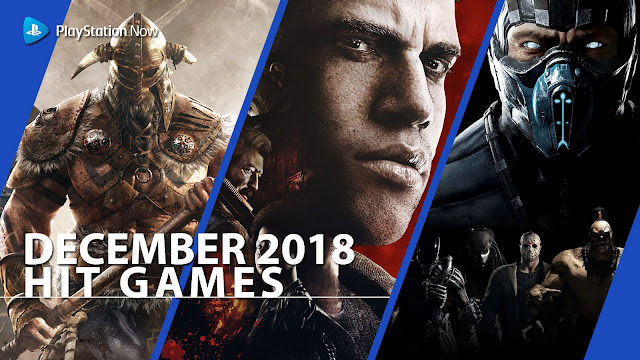 playstation now hit ps4 games december 2018