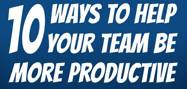 how to make your business team more productive company project management productivity