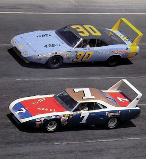 1970 Superbird and 1969 Charger Daytona In The 1970 Nascar 04