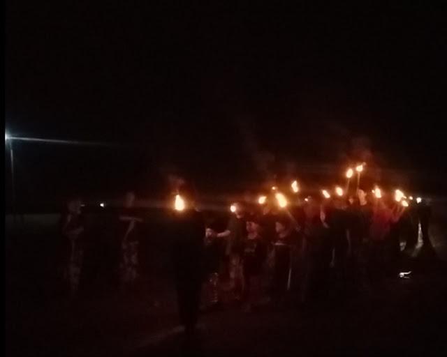 Ritual Malam Suro di Kilensari, Panarukan