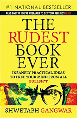 The Rudest Book Ever Book cover page