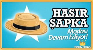 Sanalika Tc Enes Ücretsiz Şapka Alma Hilesi 11.08.2017