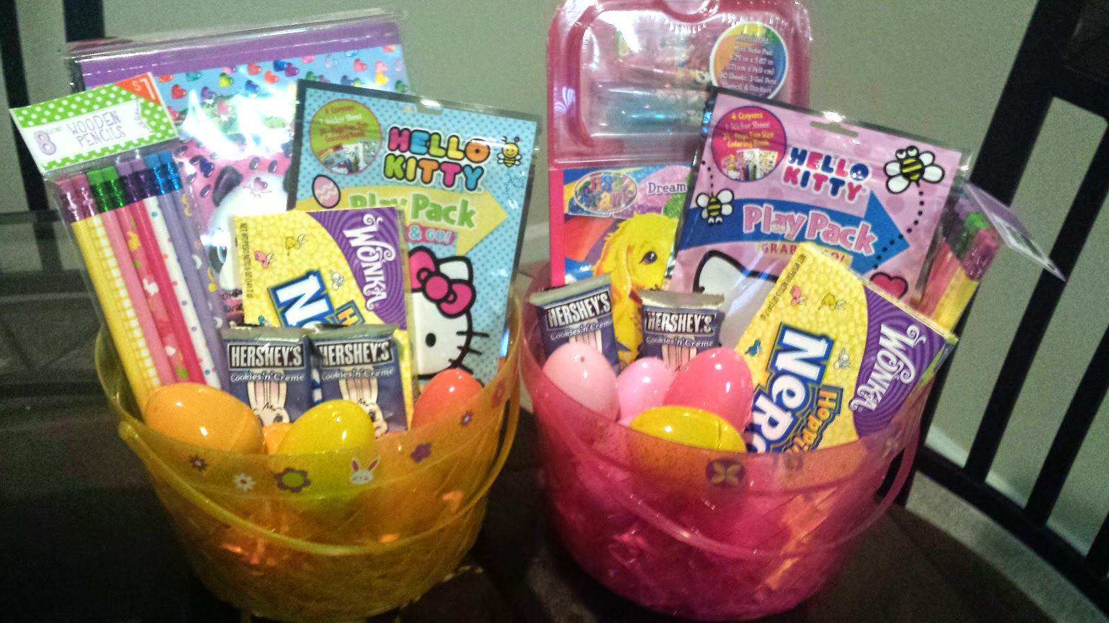 DIY Easter Baskets From Target via ProductReviewMom.com