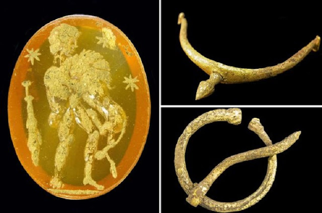 All that glittered was not gold in Roman Britain