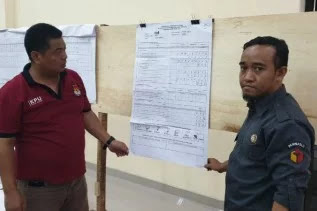 Wow! KPU Depok Salah Input Lagi, Suara Jokowi 135 Ditulis 235