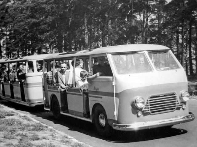 1959-1962-е годы. Рига. В Межапарке
