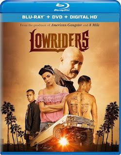 Lowriders: El Sueño Americano [BD25] *Con Audio Latino