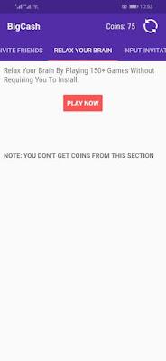تطبيق الحصول على بطاقات قوقل بلاي مجانا بدون مقابل. شرح تطبيق الحصول على بطاقات جوجل بلاي مجانية وبطاقات باي بال مجانا وبطاقات امازون والبطاقات الاخرى مقابل خدمات بشكل مجاني. شرح تطبيق bigcash لربح بطاقات قوقل بلاي مجاناً