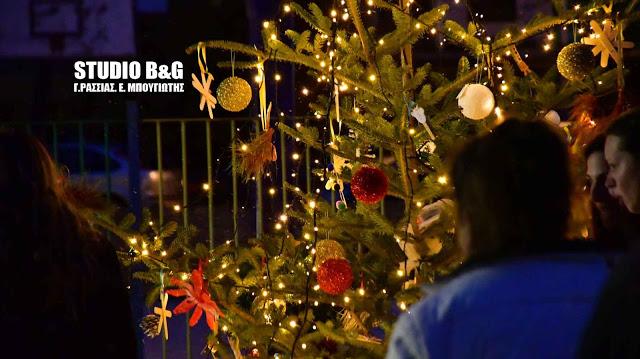 Συνεχίζονται οι εορταστικές εκδηλώσεις στον Δήμο Ναυπλιέων