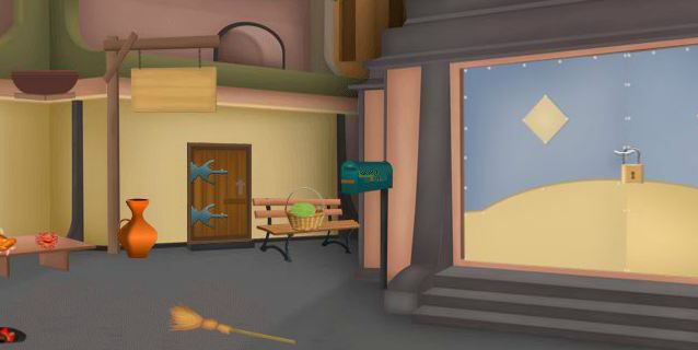 FirstEscapeGames Escape Games Bygone Town 5