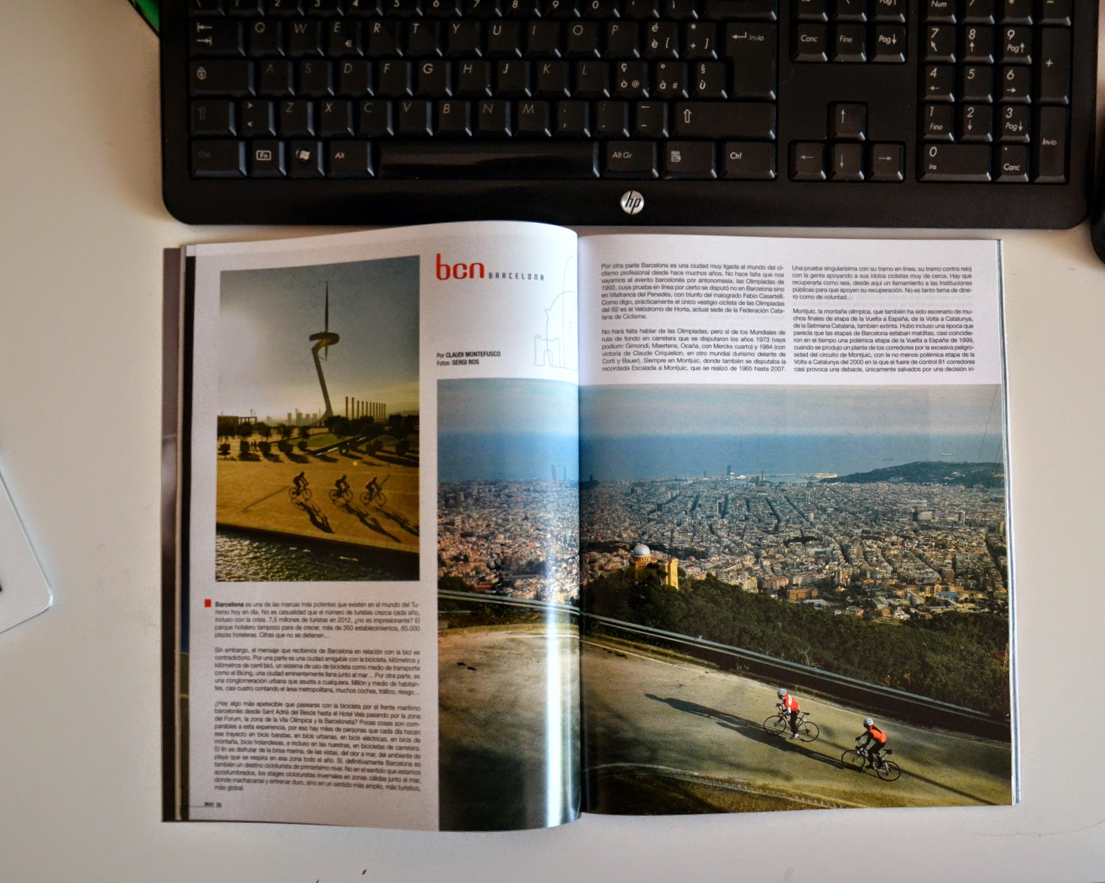 veloce bike rental at ziklo spanish cycling magazine