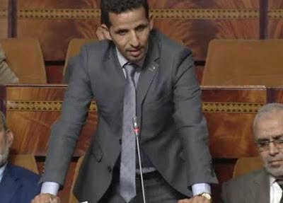 برلماني من العدالة والتنمية : أخنوش جشع وما يفعله مع الحسنية استغلال بشع