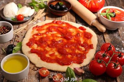 صوص البيتزا