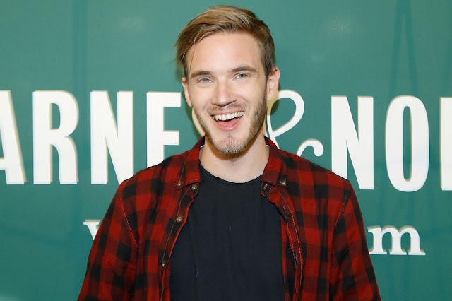 Felix pewdiepie kjellberg is about to lose his spot as the top YouTube channel to T-Series India