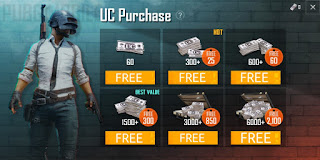 How to Get Free Uc in PUBG Mobile android