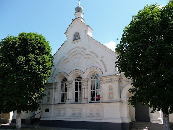 Старобельск. Свято-Скорбященский женский монастырь