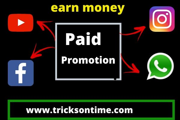 earn moeny from social media