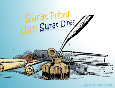 Download Power Point Surat Pribadi dan Surat Dinas | Bahasa Indonesia Kelas VII (Revisi)