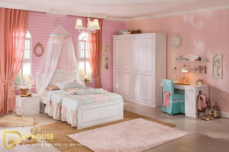 Phòng ngủ phong cách tân cổ điển 03
