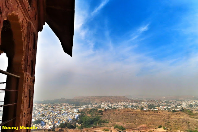 Jodhpur City View from Fort