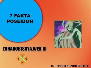 Fakta Poseidon One Piece
