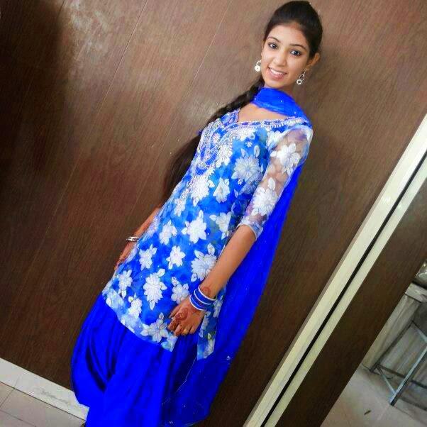 Malaysian Indian Girl Hot Photo