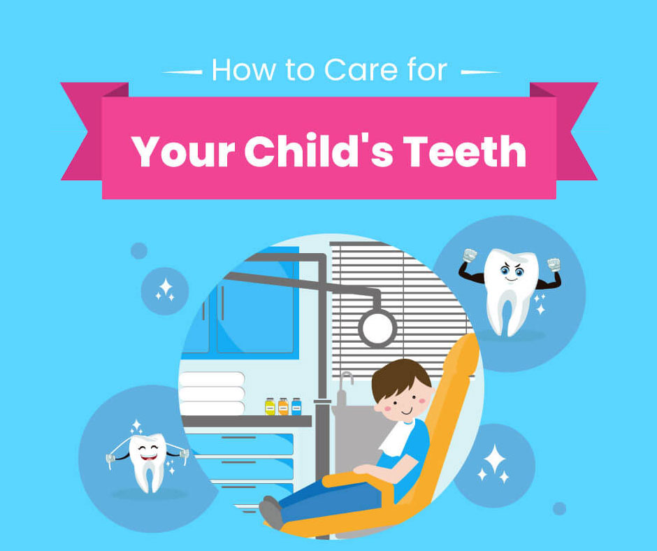 How To Care Of Your Child's Teeth
