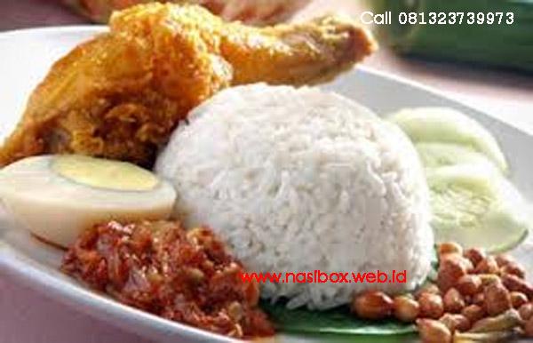 Resep nasi gurih nasi box kawah putih ciwidey