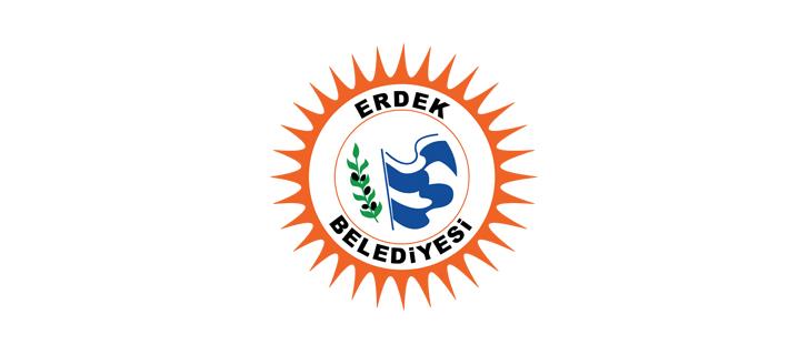 Balıkesir Erdek Belediyesi Vektörel Logosu