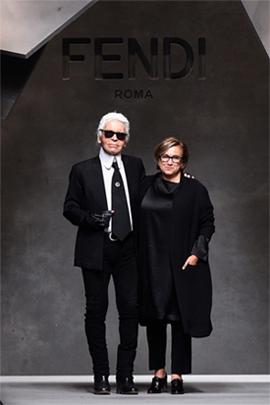 b7b3b011482dd Em 1968, as bolsas e acessórios da FENDI foram descobertas em Roma por  Marvim Traub, então presidente da famosa loja de departamento americana ...