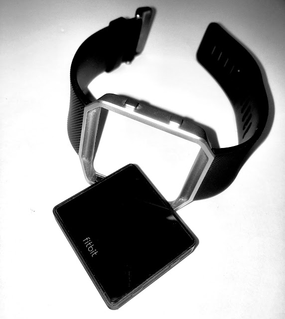 Fitbit Blaze - Review