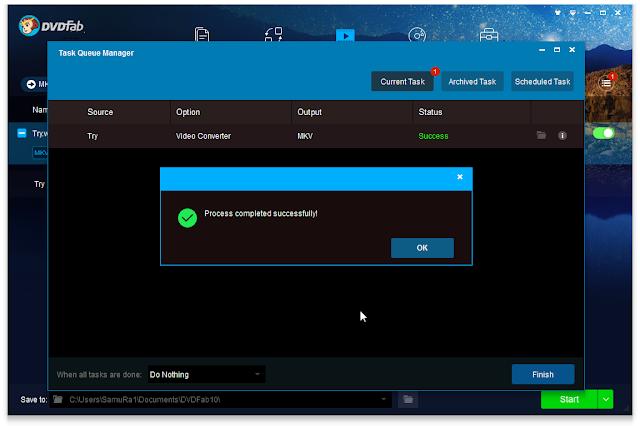 Screenshot DVDFab 11.0.4.4 Full Version