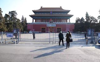 Сейчас в Китае, Пекин, коронавирус, эпидемия, карантин