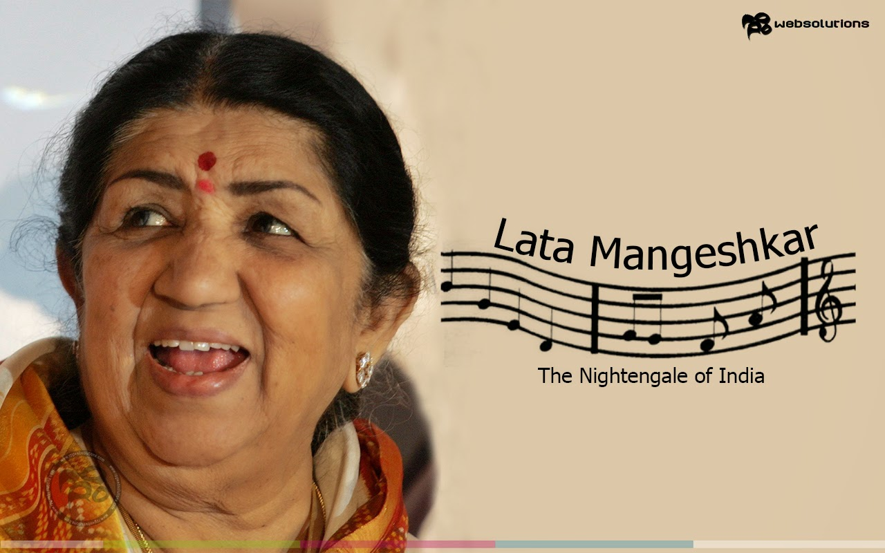 List of songs by Lata Mangeshkar