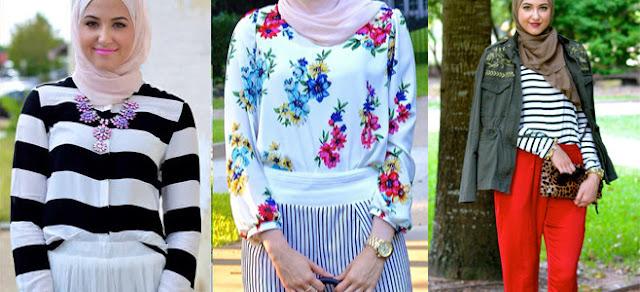 Cara Memadukan Warna Baju dan Celana, cara berbusana rapi terlihat cantik