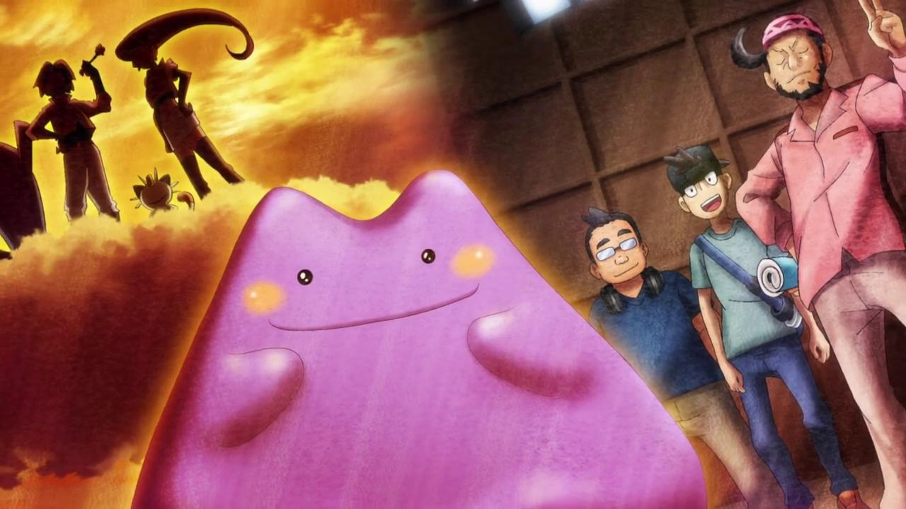 Pokémon Journeys: The Series Episode 19