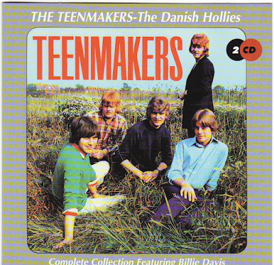 The Teenmakers -The Danish Hollies - Complete Collection/Featuring Billie Davis