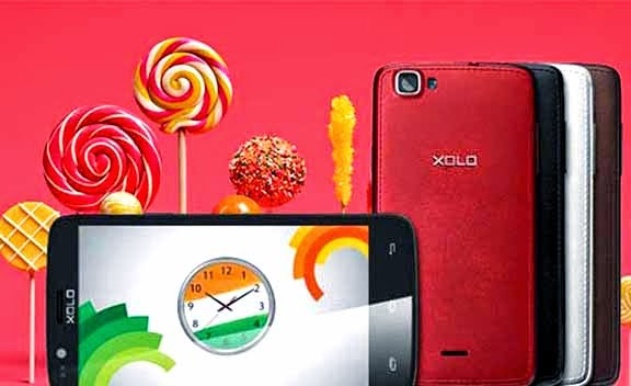 Xolo, Xolo One, Xolo smartphone, Android Lollipop OS, Android Lollipop device