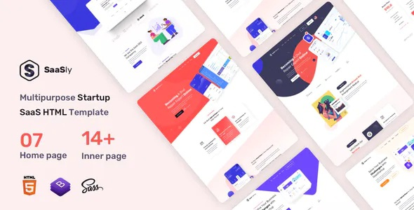 Best Startup and SaaS Landing Template