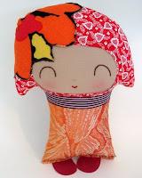 Warm sugar rag doll