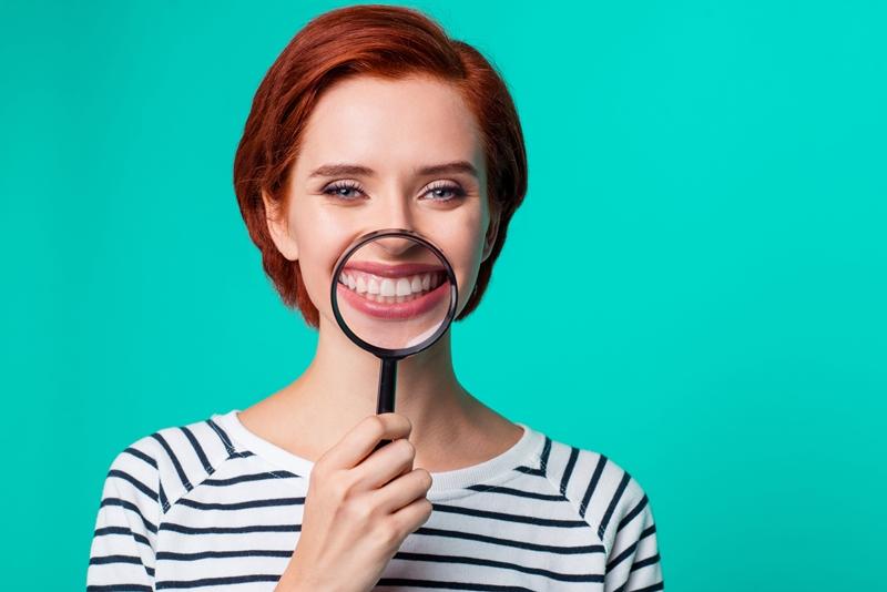 Gülümsemenizi güzelleştirecek besin önerileri
