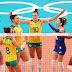Brasil se impõe e vence a Coreia na estreia do vôlei feminino em Tóquio
